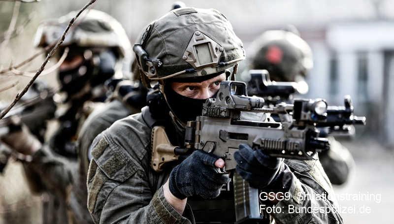 MV: Anti-Terror-Übung mit 500 Einsatzkräften