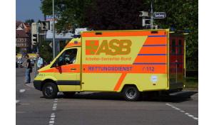 ASB Krankenwagen