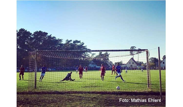 FC Hansa gewinnt mit 14:0 gegen Sturmvogel Lubmin im Landespokal