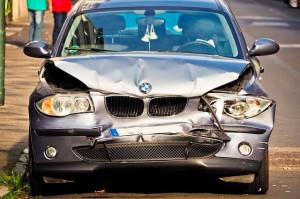 Autounfall BMW