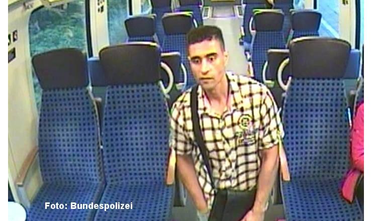 Rostocker Bundespolizei sucht kriminellen S-Bahn-Schläger