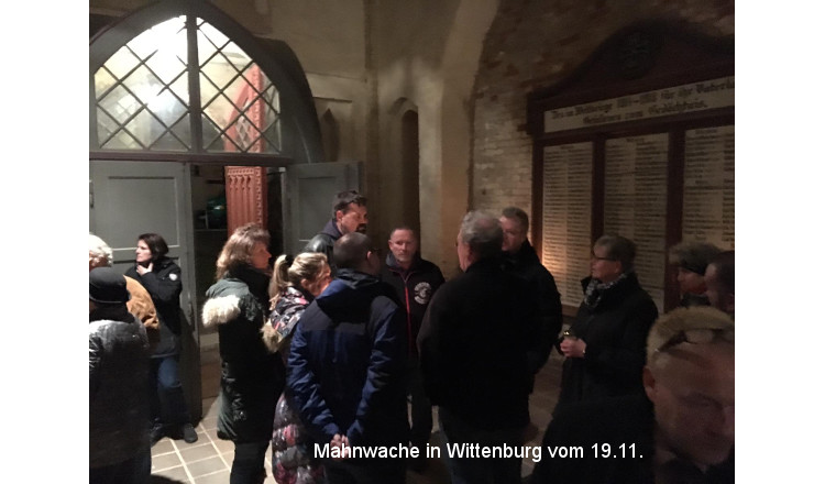 Wittenburg: Spontane Mahnwachen für ermordeten Rentner in Wittenburg und Schwerin