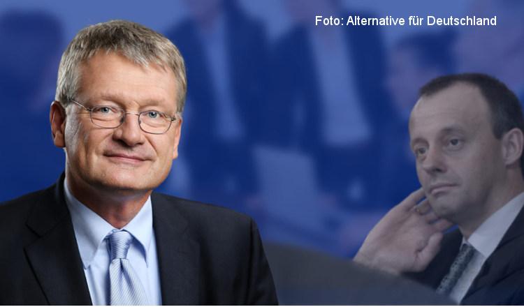 Jörg Meuthen zum AfD-Spitzenkandidaten für Europawahl 2019 gewählt