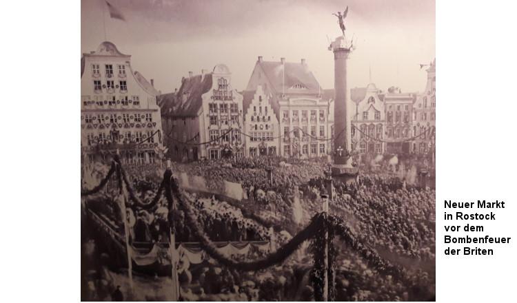 Rostocker Linksfraktion fordert Bürgerentscheid über Umbau am Neuen Markt