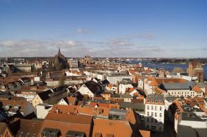 Rostock_Stadtblick