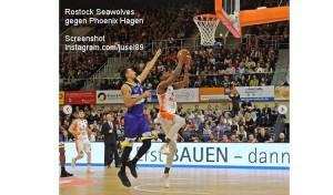 Seawolves gegen Hagen