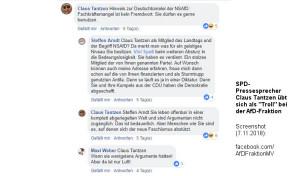 SPD Troll Claus Jantzen