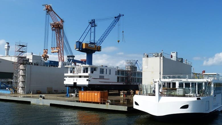 Werften in M-V: Bürgschaft verzögert sich, Wolgast soll erhalten bleiben