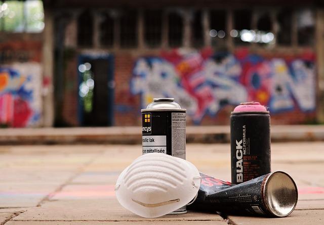 Rostock: 11 Graffitisprayer als Straftäter ermittelt. Gesamtschaden 44.000 Euro