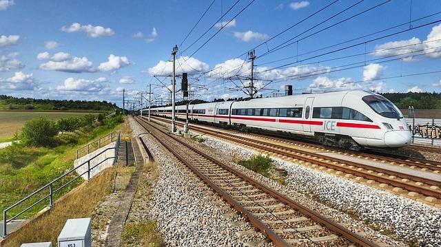 Warnstreiks bei Beschäftigten der Deutschen Bahn