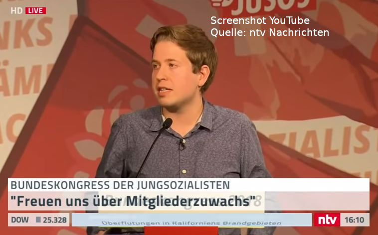"""Innenminister Caffier (CDU): Solidarisierung von Jusos mit Roter Hilfe """"bedenklich"""""""