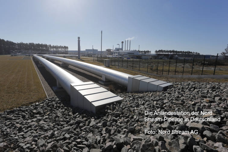 CDU wird plötzlich zur Nord Stream 2 Kritikerin