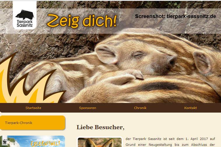 Fördermittel für Tierpark Sassnitz und Straße in Königsstuhl