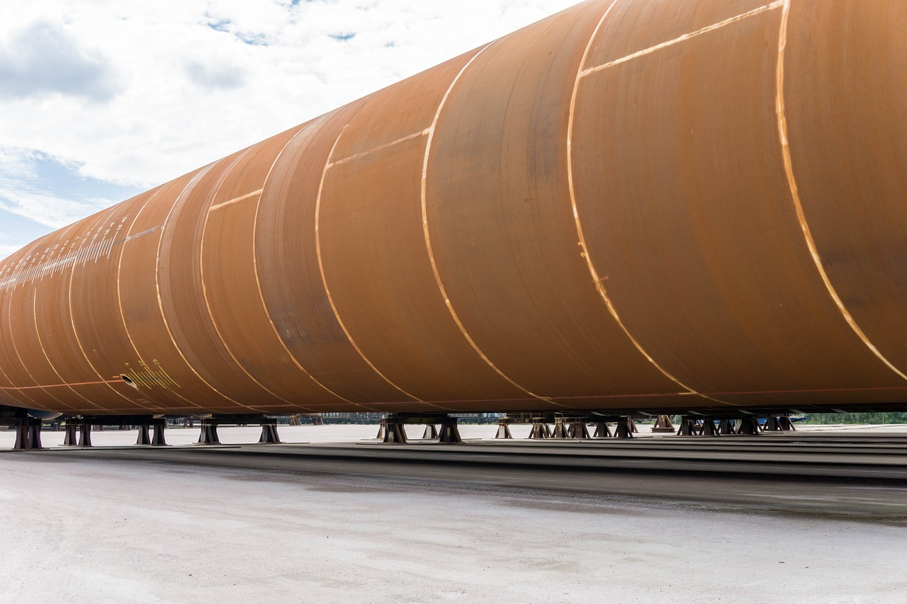 Merkel stellt Nord Stream 2 in Frage