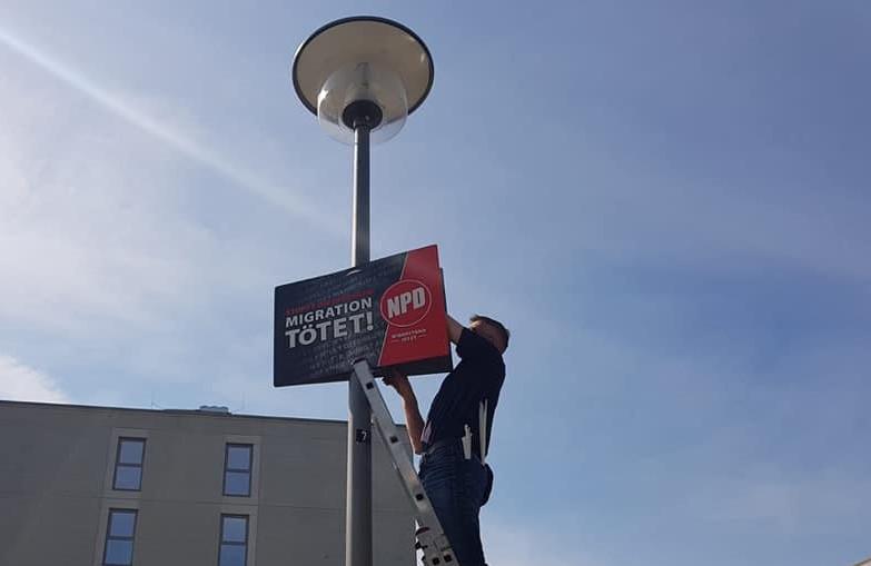 Plakatskandal – Wird die NPD die Wahl anfechten?