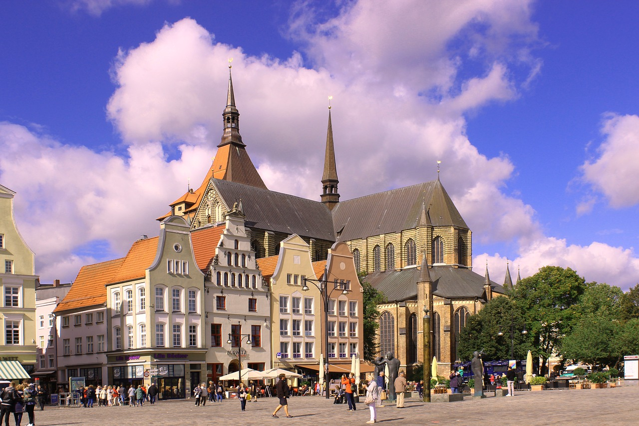 Drei kostenintensive Großprojekte für Rostock geplant