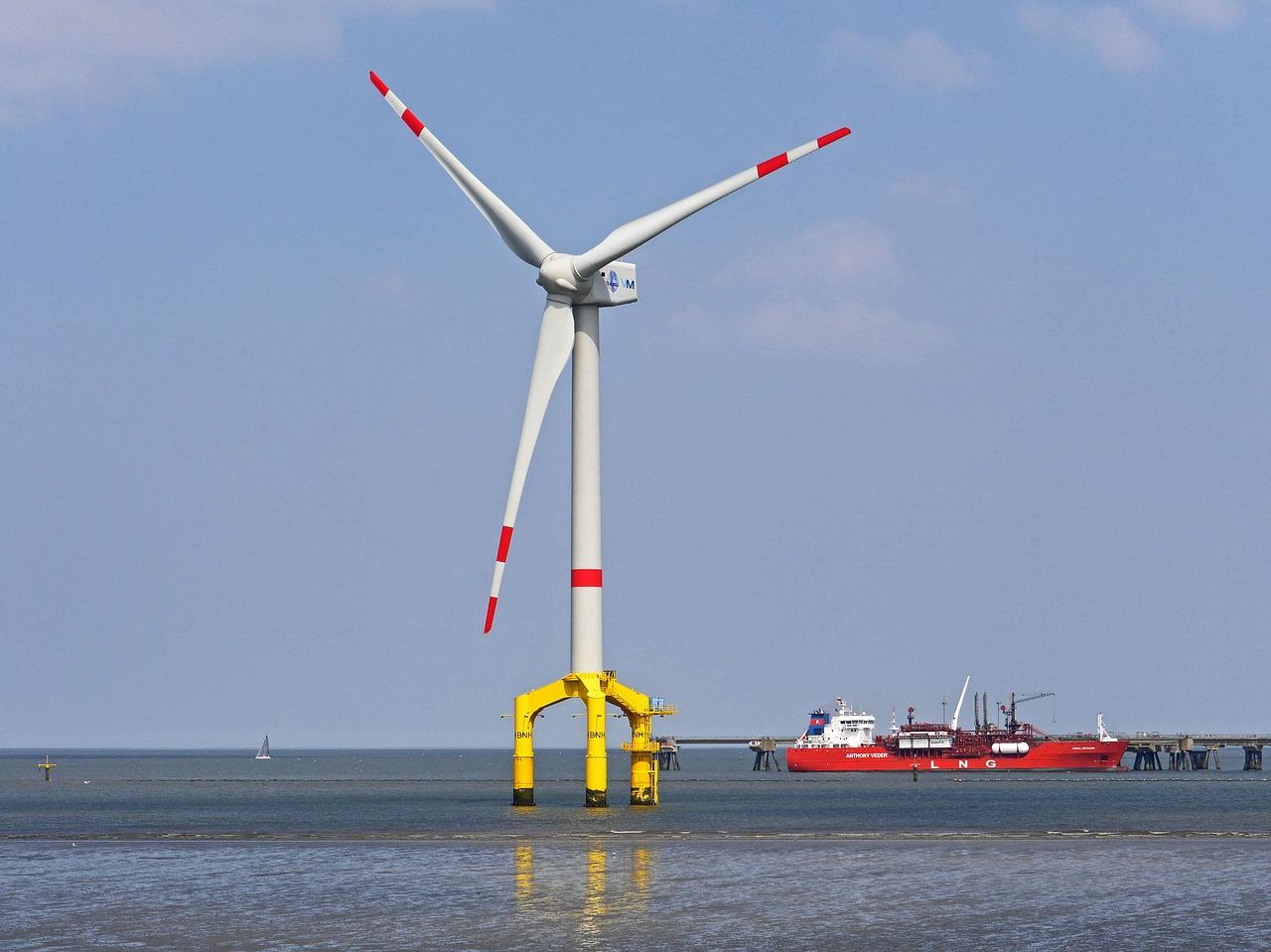 Mega-Windpark vor dem Darß sorgt für Unruhe