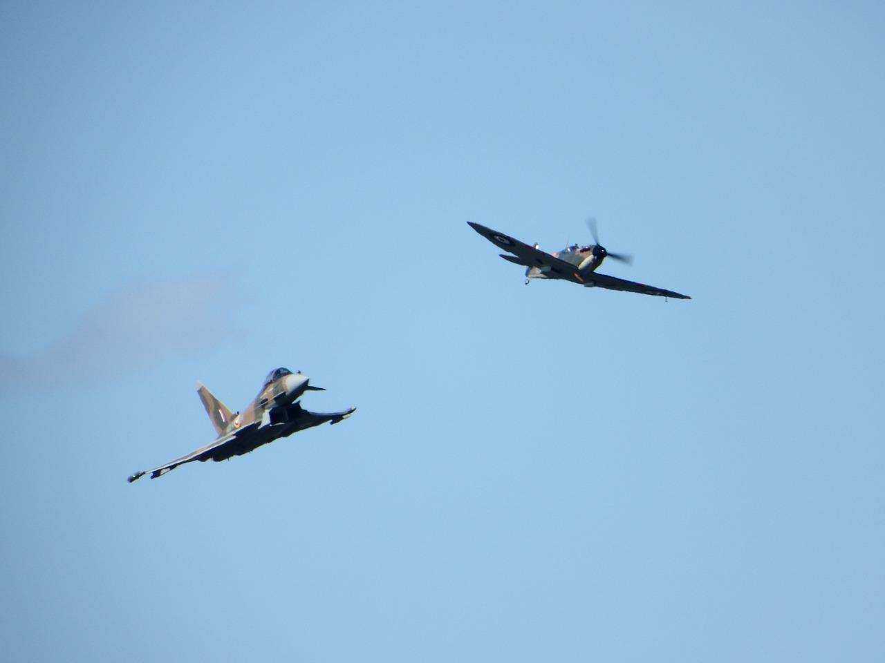 Malchow: 2 Eurofighter abgestürzt