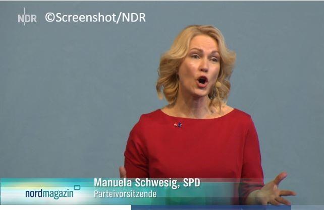 Gerüchte dementiert: Schwesig kandidiert nicht für den SPD-Parteivorsitz