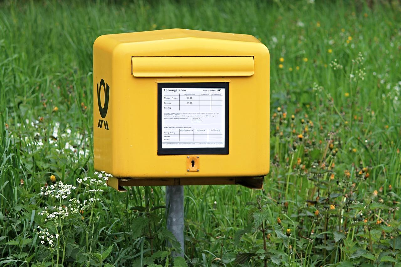 Briefe und Postkarten werden teurer