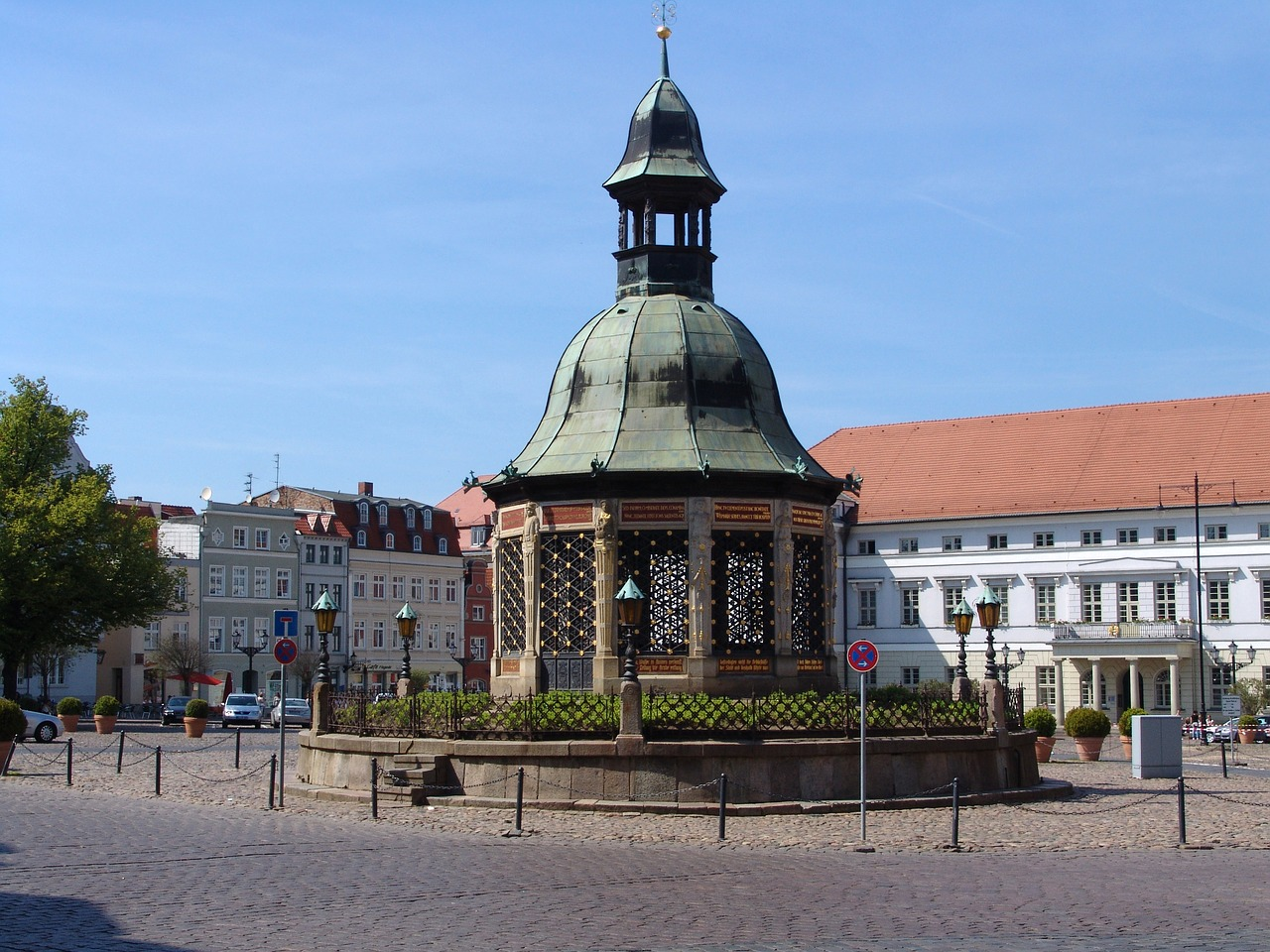 Politik-Posse um die Wahl des Bürgerschaftspräsidenten in Wismar