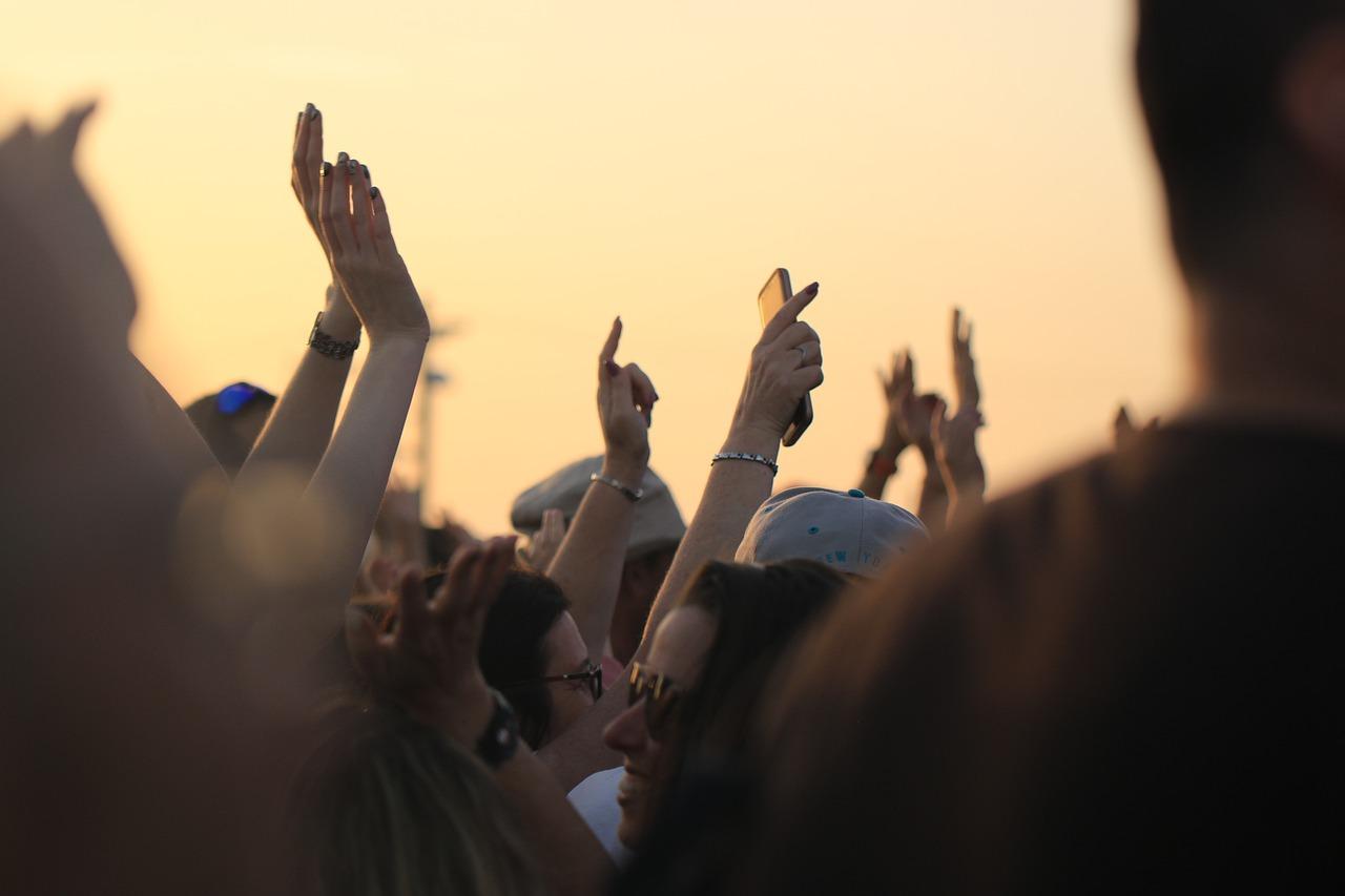 Polizei fasst Fusion-Festival zusammen