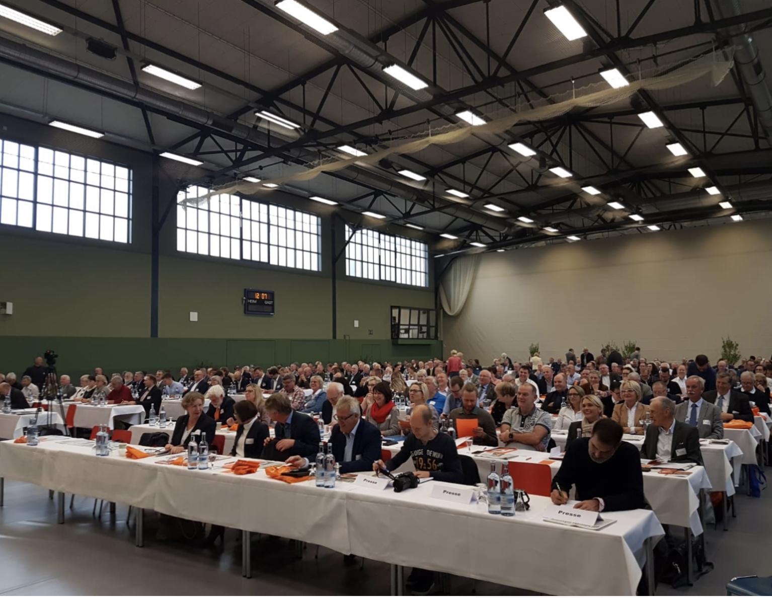 Güstrow: Städte- und Gemeindetag 2019