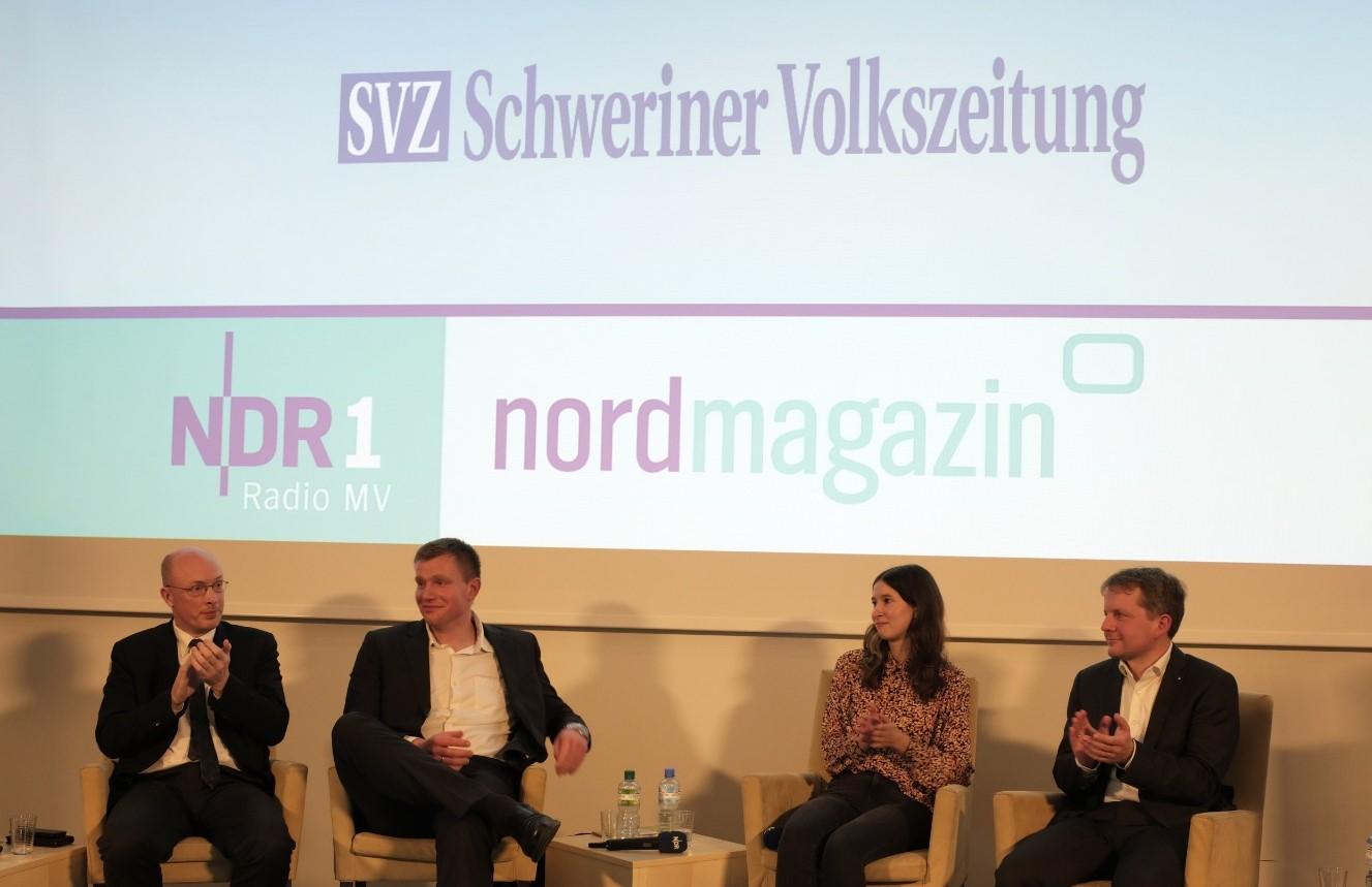 Soziale Spaltung: Debatte in Schwerin