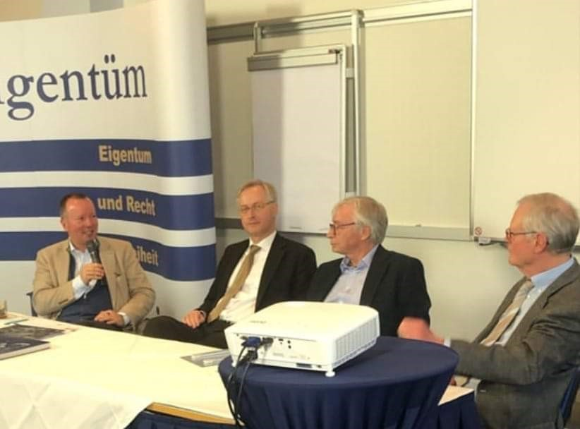 "Usedom: ""Eigentümlich frei""-Konferenz 2020"