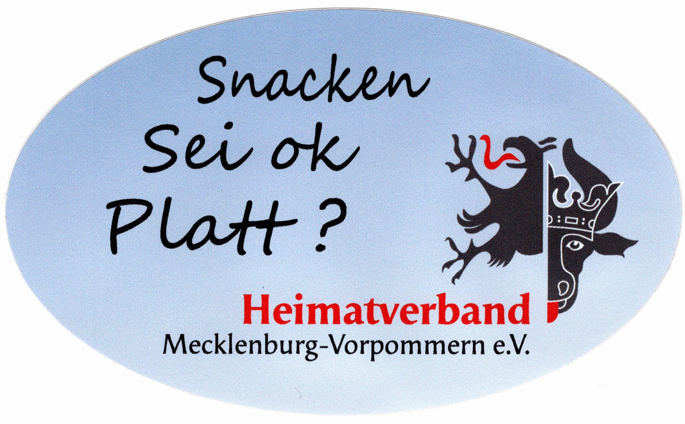 Heimatverband lädt ein: Plattdeutsch in Greifswald