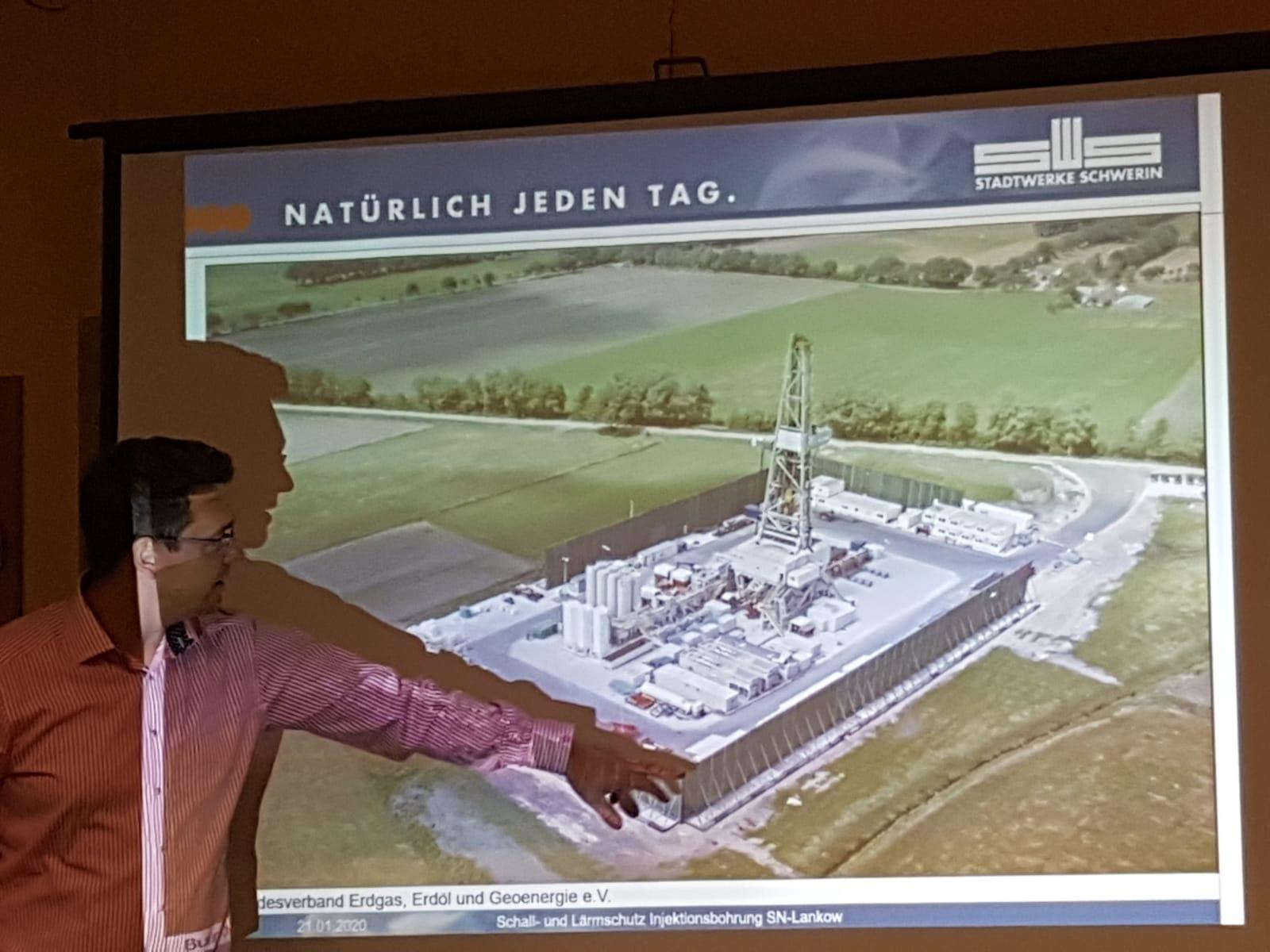 Mega-Projekt: Grüne Erdwärme für Schwerin