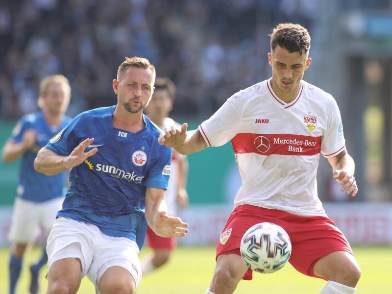 Hansa Rostock siegt in Verl