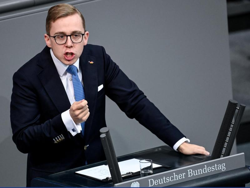 Amthor erneut Direktkandidat für den Bundestag