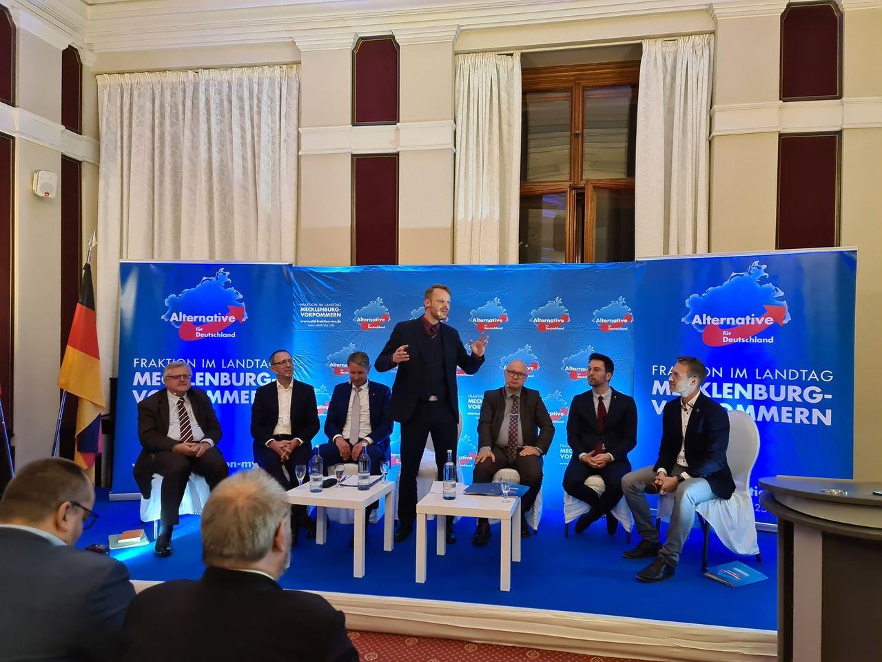 Schweriner Erklärung: Ost-AfD gegen instrumentalisierten Verfassungsschutz