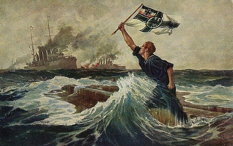 MV-Linke will Verbot der Reichskriegsflagge