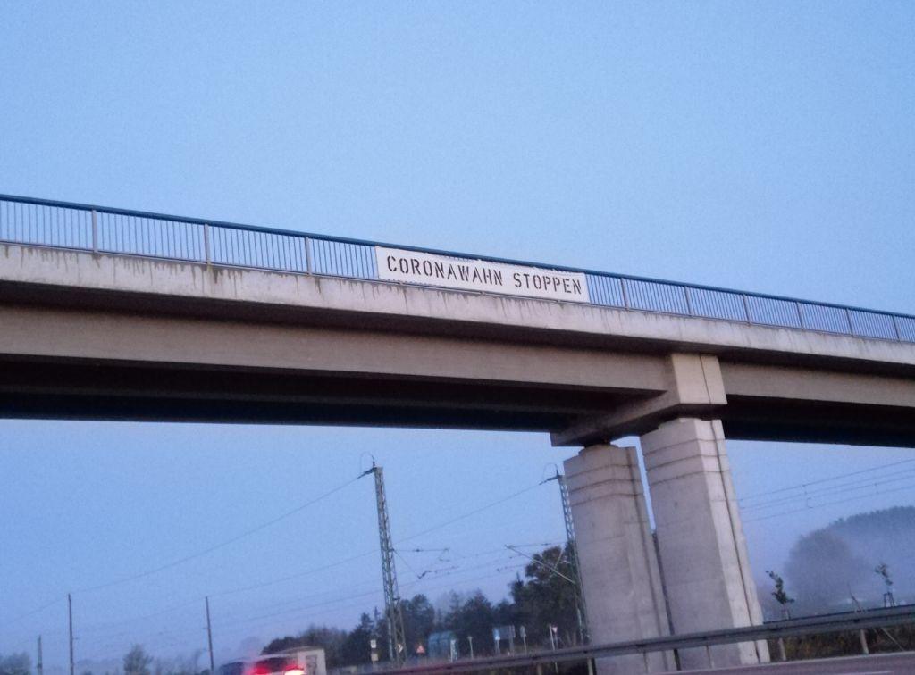 Rügen/Stralsund: Immer mehr Aktionen von Corona-Skeptikern