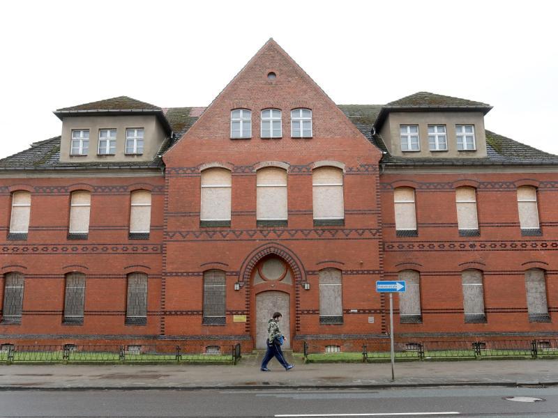 Historisches Amtsgericht in Demmin saniert