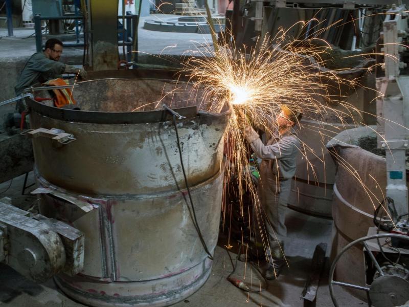 Norddeutsche Metallindustrie baut 2000 Arbeitsplätze ab