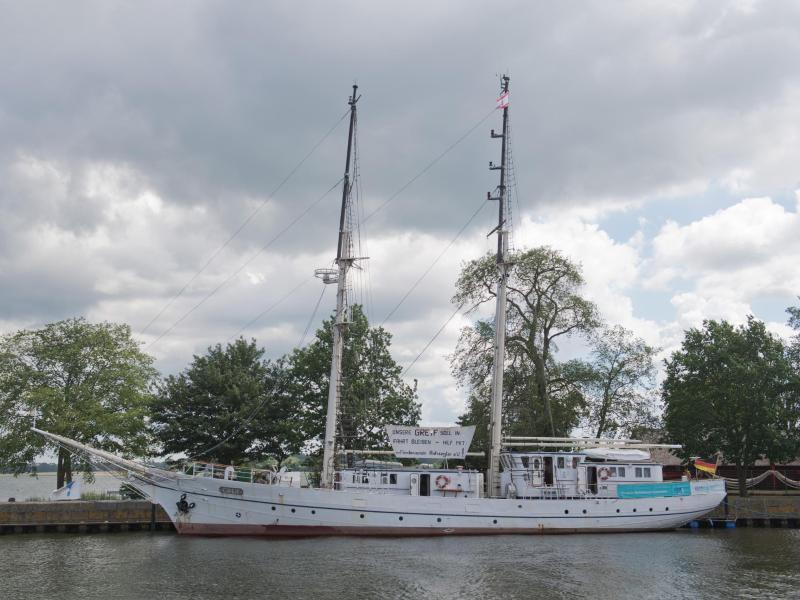 Bürgerschaft stimmt über Zukunft von Segelschiff «Greif» ab
