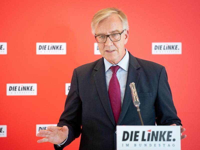 Linke in Rostock nominieren Bartsch als Bundestagskandidaten