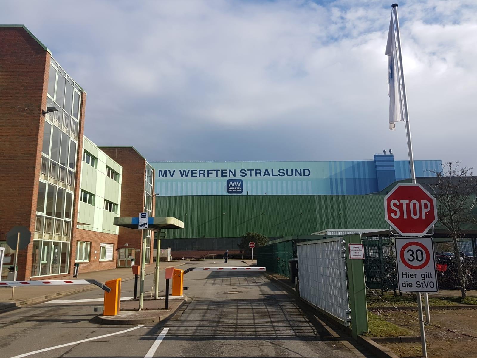 Weitere Runde: MV Werften brauchen Geld