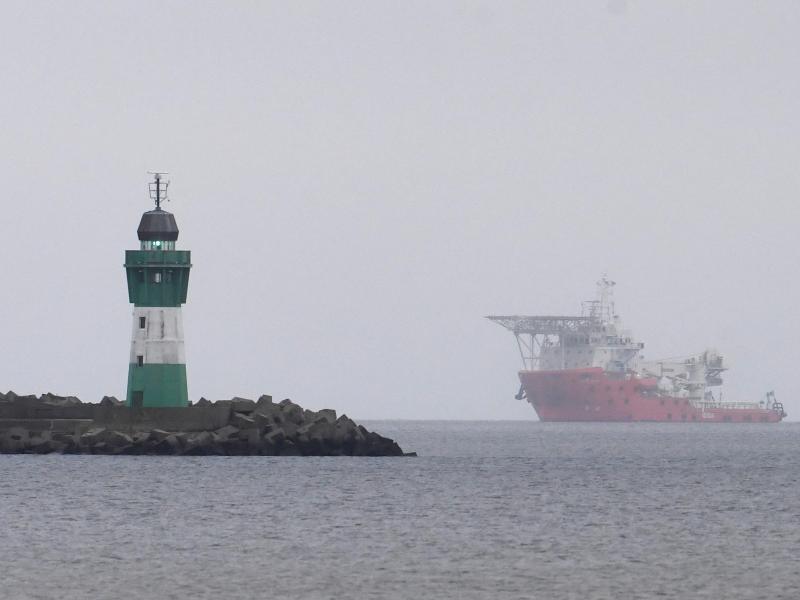US-Regierung erhöht Sanktionsdruck bei Nord Stream 2
