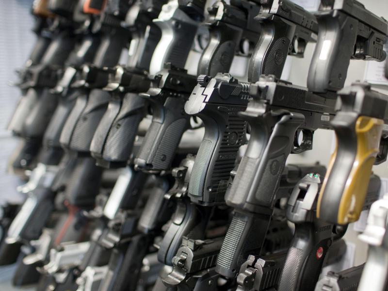 Wieder mehr Waffenbesitzer in MV