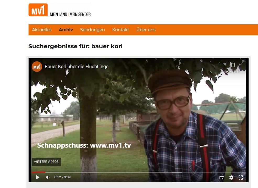 """""""Bauer Korl"""" und die SPD-Connection"""