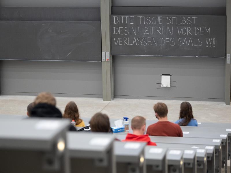 Vorlesungsbeginn an der Uni Rostock: Weniger Studenten
