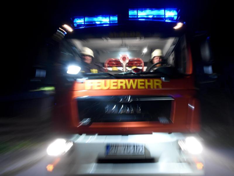 Dunstabzugshaube löst Wohnungsbrand in Strasburg aus