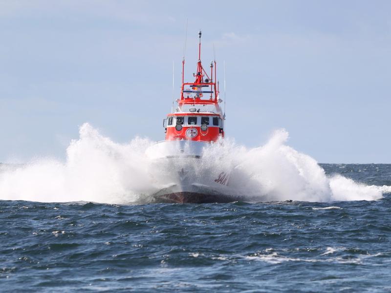 Seenotretter: 1600 Einsätze auf Nord- und Ostsee
