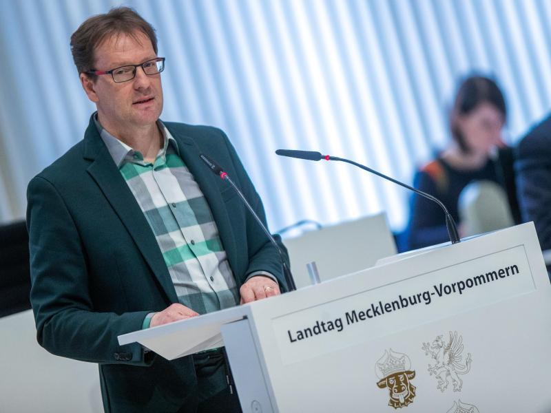 MV: Renz wird neuer Innenminister