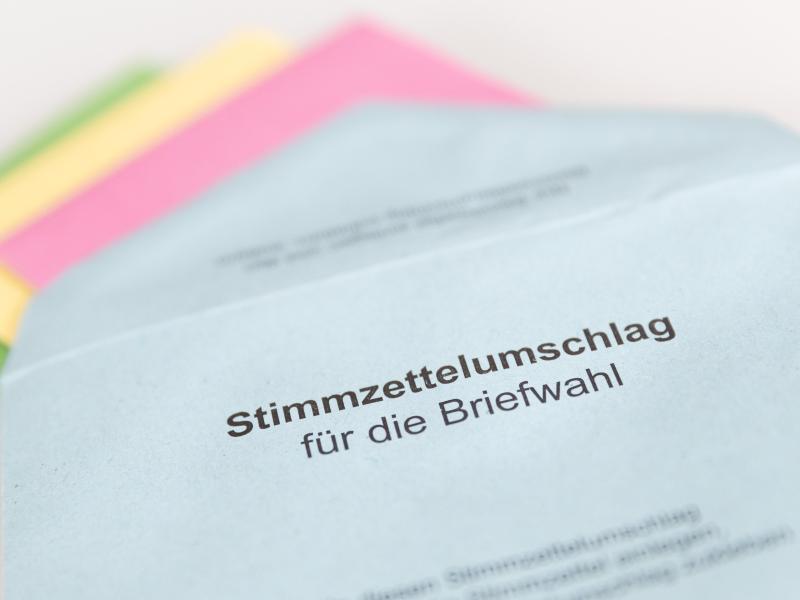 MV: Landesregierung will nur noch reine Briefwahl