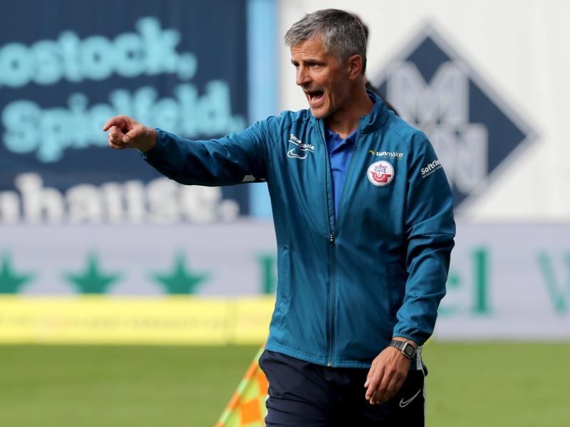 Hansa verliert 0:2 gegen Meppen